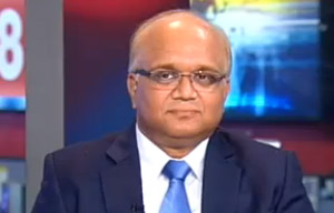 Interviews at CNBC-TV18 : Basant Maheshwari